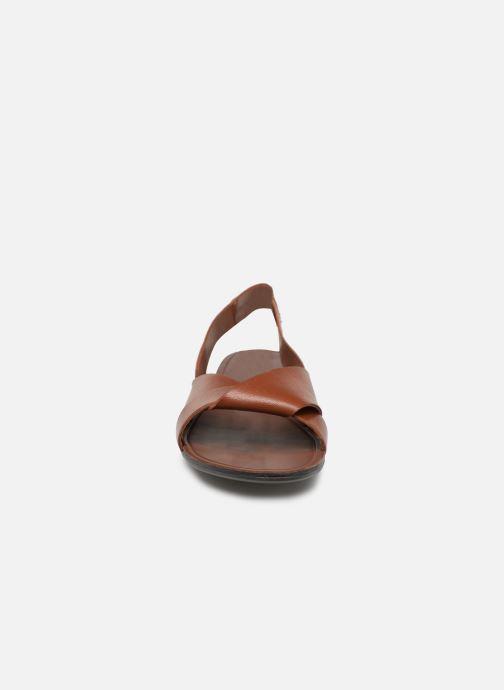 Sandales et nu-pieds Vagabond Shoemakers Tia 4331-201 Marron vue portées chaussures