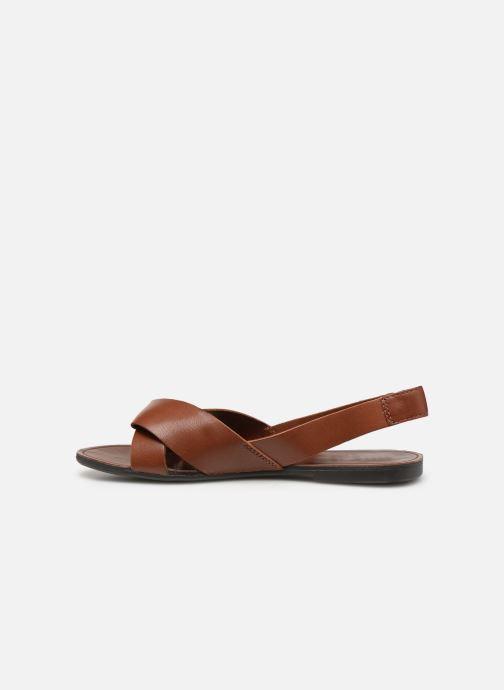 Sandals Vagabond Shoemakers Tia 4331-201 Brown front view