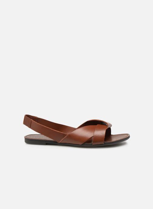 Sandals Vagabond Shoemakers Tia 4331-201 Brown back view