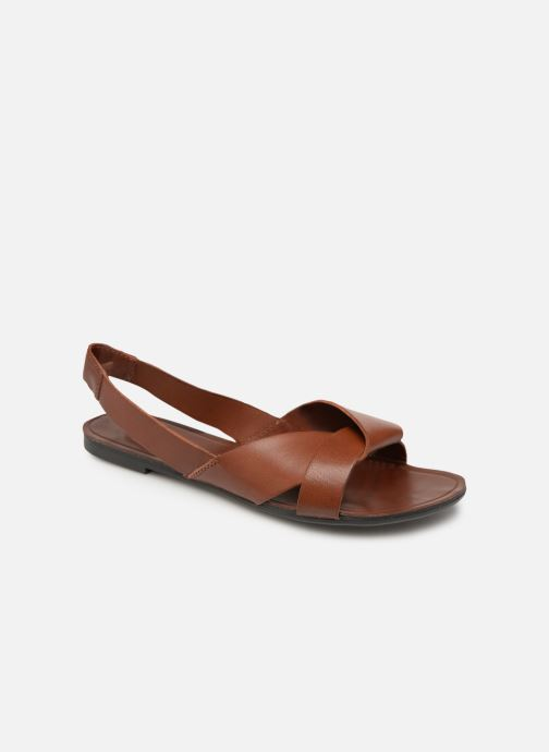 Sandals Vagabond Shoemakers Tia 4331-201 Brown detailed view/ Pair view