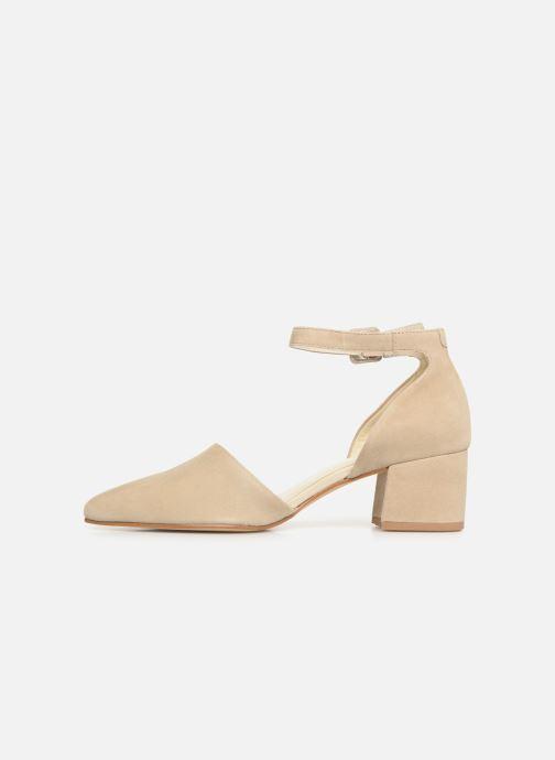 Escarpins Vagabond Shoemakers Mya 4519-040 Beige vue face