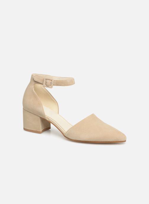 Escarpins Vagabond Shoemakers Mya 4519-040 Beige vue détail/paire