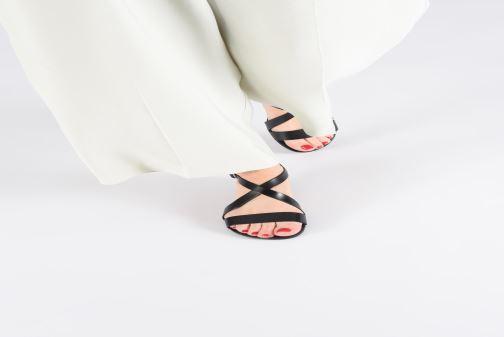 Sandalias Vagabond Shoemakers Tia 4531-001 Negro vista de abajo