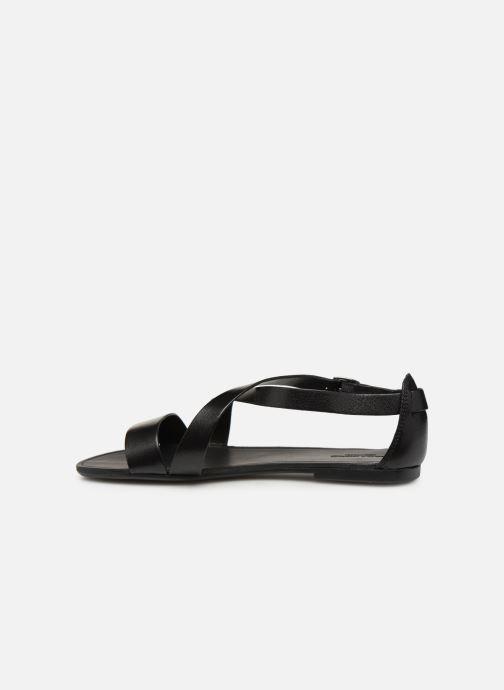 Sandalias Vagabond Shoemakers Tia 4531-001 Negro vista de frente