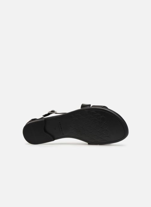 Sandalias Vagabond Shoemakers Tia 4531-001 Negro vista de arriba