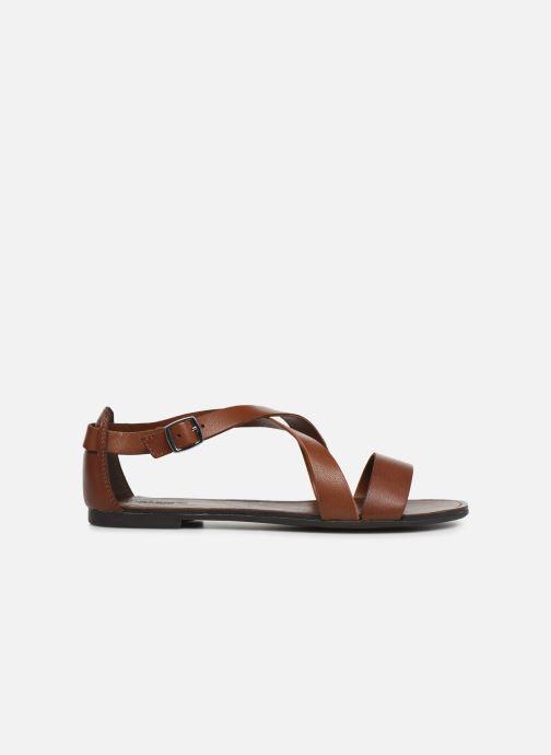 Sandals Vagabond Shoemakers Tia 4531-001 Brown back view