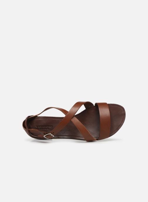 Sandals Vagabond Shoemakers Tia 4531-001 Brown view from the left