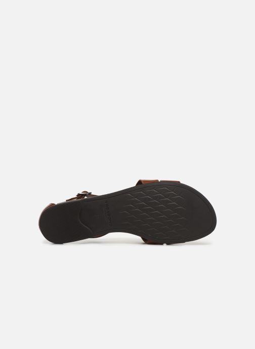 Sandales et nu-pieds Vagabond Shoemakers Tia 4531-001 Marron vue haut