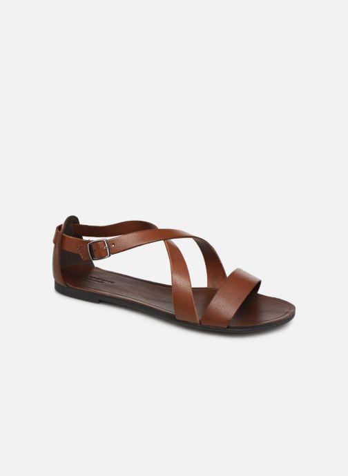 Sandaler Vagabond Shoemakers Tia 4531-001 Brun detaljeret billede af skoene