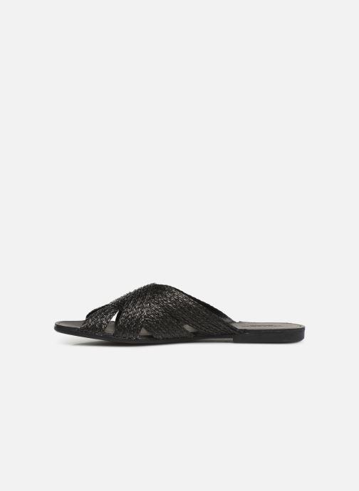 Zuecos Vagabond Shoemakers Tia 4531-580 Negro vista de frente