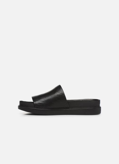 Zuecos Vagabond Shoemakers Erin 4532-001 Negro vista de frente