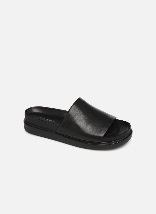 Wedges Vagabond Shoemakers Erin 4532-001 Zwart detail