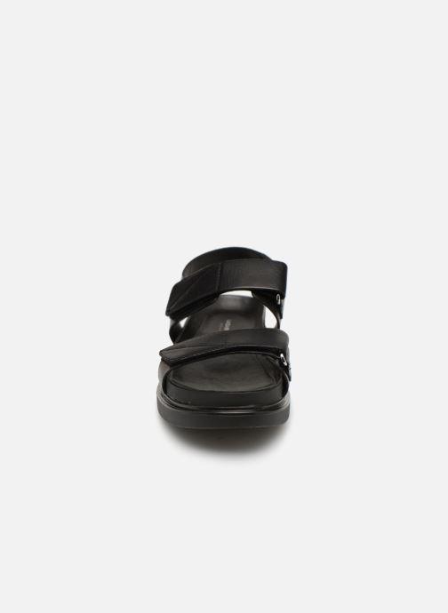 Sandales et nu-pieds Vagabond Shoemakers Erin 4532-101 Noir vue portées chaussures
