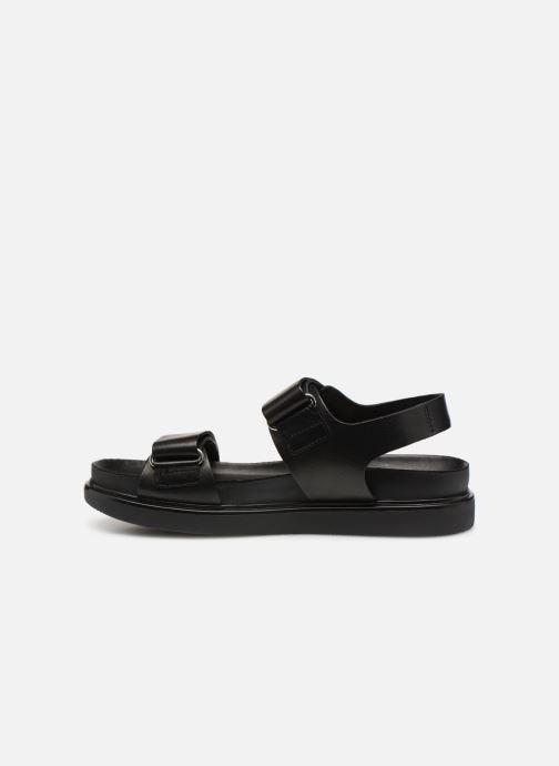 Sandales et nu-pieds Vagabond Shoemakers Erin 4532-101 Noir vue face