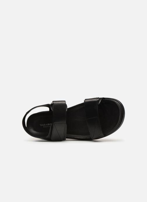 Sandales et nu-pieds Vagabond Shoemakers Erin 4532-101 Noir vue gauche