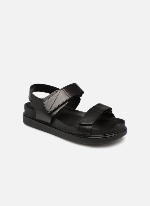 Sandalias Vagabond Shoemakers Erin 4532-101 Negro vista de detalle / par