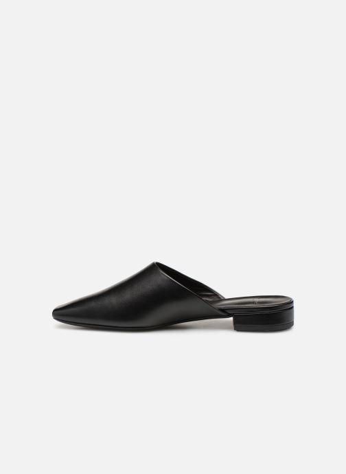 Zuecos Vagabond Shoemakers Nikki 4700-201 Negro vista de frente