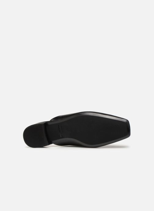 Zuecos Vagabond Shoemakers Nikki 4700-201 Negro vista de arriba