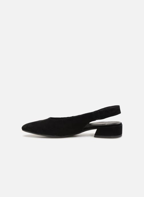 Ballerines Vagabond Shoemakers Joyce 4708-140 Noir vue face