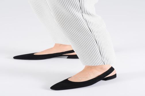 Ballerina's Vagabond Shoemakers Joyce 4708-140 Rood onder