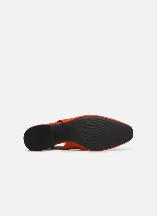 Ballerine Vagabond Shoemakers Joyce 4708-140 Rosso immagine dall'alto