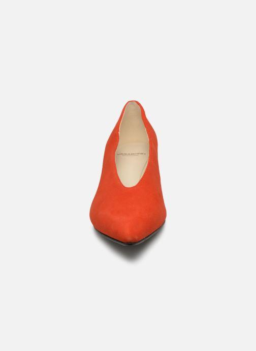 Escarpins Vagabond Shoemakers Minna 4711-240 Rouge vue portées chaussures