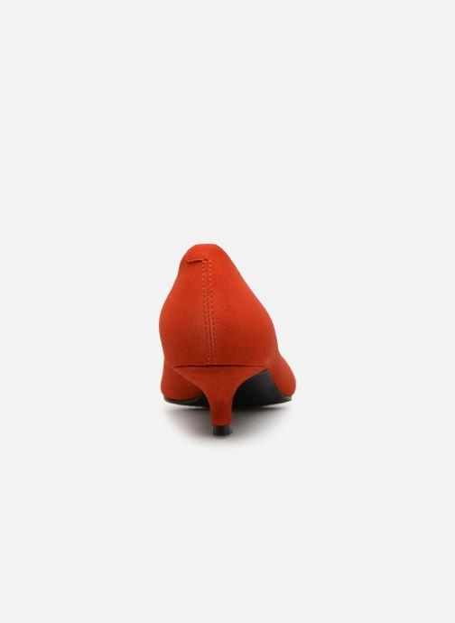 Escarpins Vagabond Shoemakers Minna 4711-240 Rouge vue droite