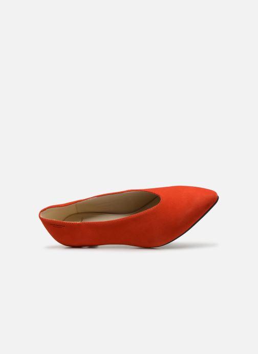 Escarpins Vagabond Shoemakers Minna 4711-240 Rouge vue gauche