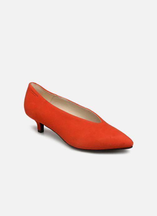 Escarpins Vagabond Shoemakers Minna 4711-240 Rouge vue détail/paire