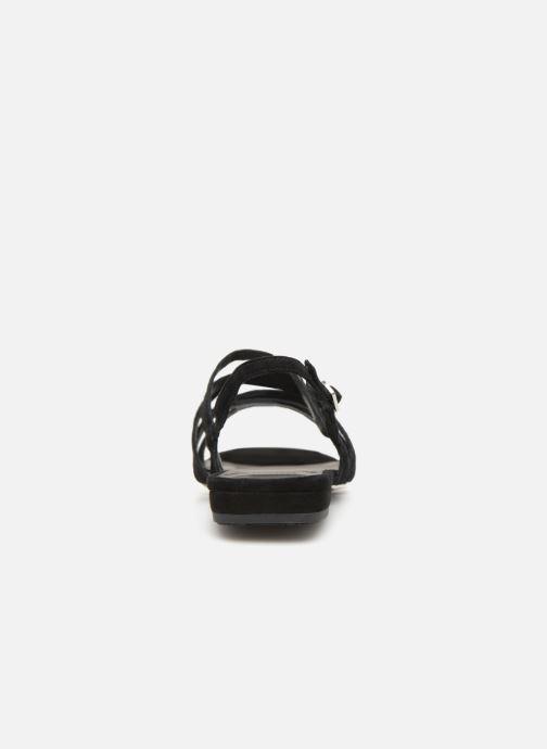 Sandales et nu-pieds Vagabond Shoemakers Becky 4715-140 Noir vue droite