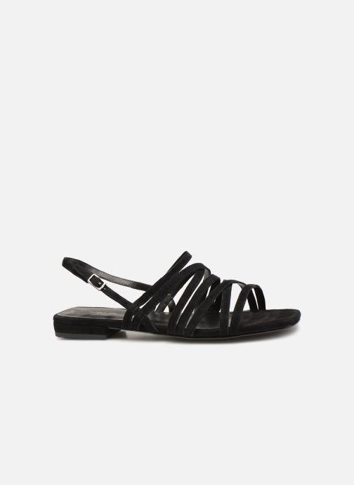 Sandales et nu-pieds Vagabond Shoemakers Becky 4715-140 Noir vue derrière