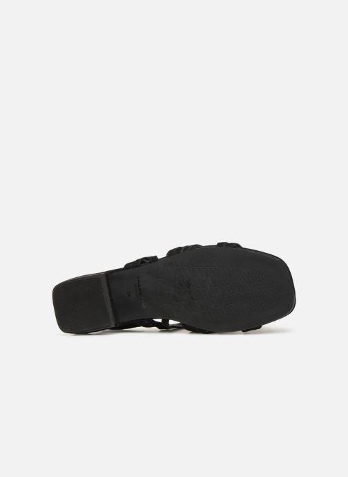 Sandales et nu-pieds Vagabond Shoemakers Becky 4715-140 Noir vue haut