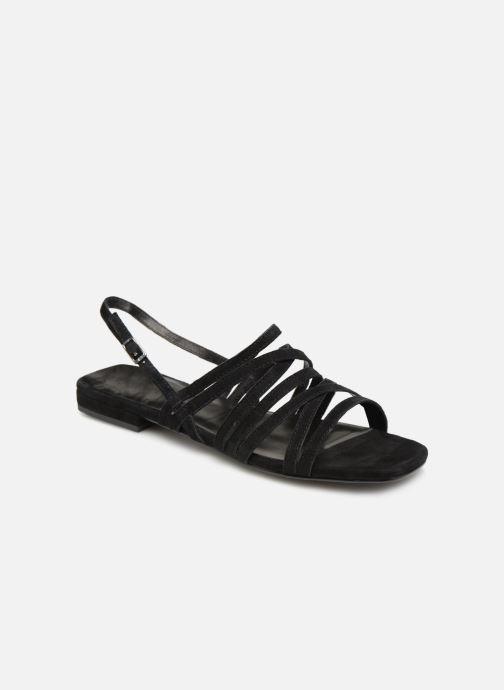 Sandales et nu-pieds Vagabond Shoemakers Becky 4715-140 Noir vue détail/paire