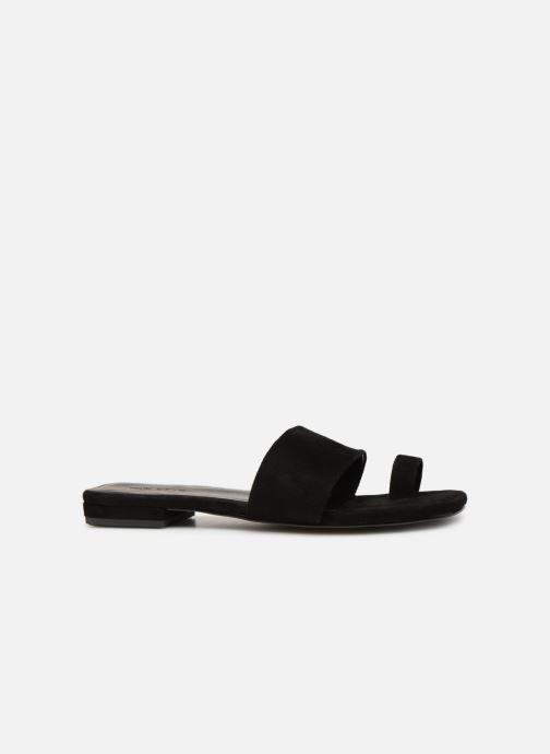 Zuecos Vagabond Shoemakers Becky 4715-240 Negro vistra trasera