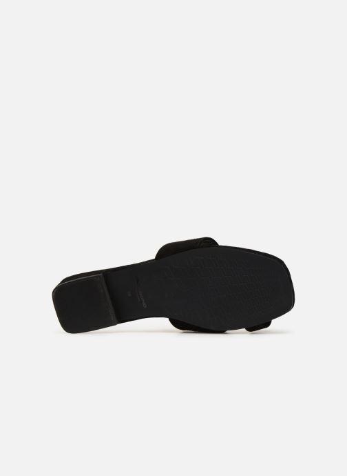 Zuecos Vagabond Shoemakers Becky 4715-240 Negro vista de arriba