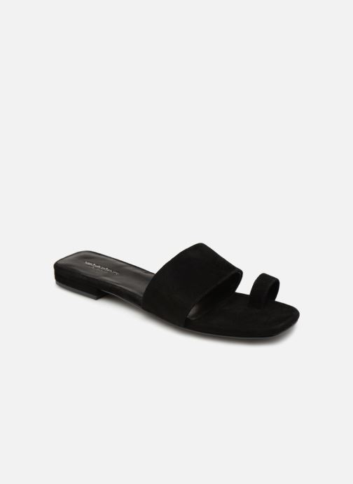 Zuecos Vagabond Shoemakers Becky 4715-240 Negro vista de detalle / par