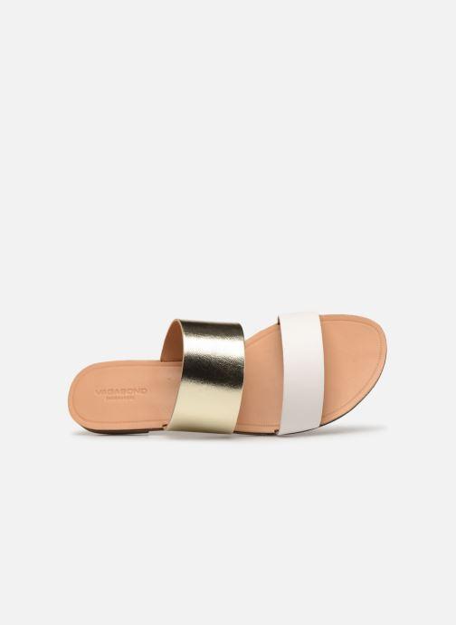 Wedges Vagabond Shoemakers Tia 4731-183 Goud en brons links