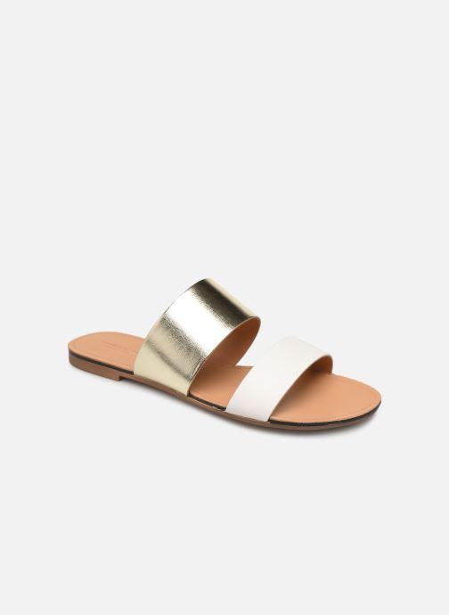 Mules et sabots Vagabond Shoemakers Tia 4731-183 Or et bronze vue détail/paire