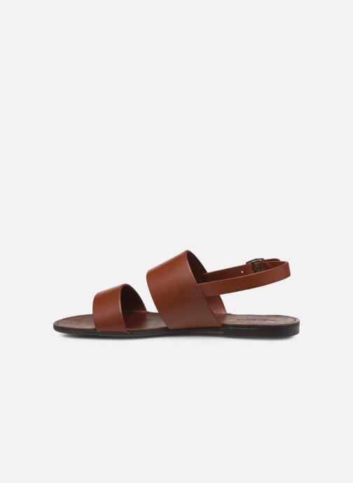 Sandalias Vagabond Shoemakers Tia 4731-201 Marrón vista de frente