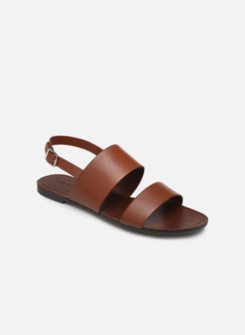 Sandalias Vagabond Shoemakers Tia 4731-201 Marrón vista de detalle / par
