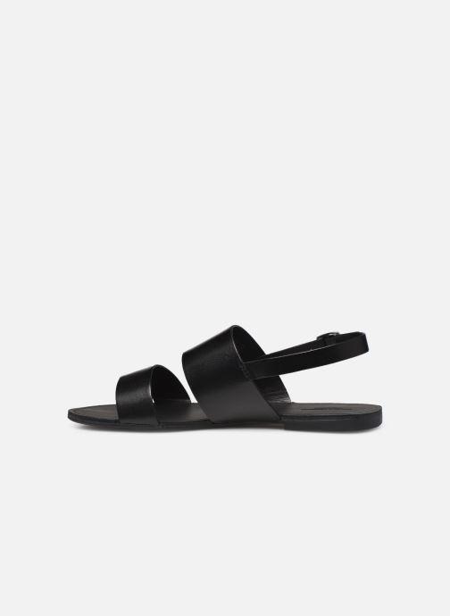 Sandalias Vagabond Shoemakers Tia 4731-201 Negro vista de frente
