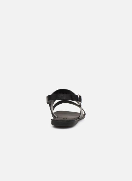 Sandalias Vagabond Shoemakers Tia 4731-201 Negro vista lateral derecha