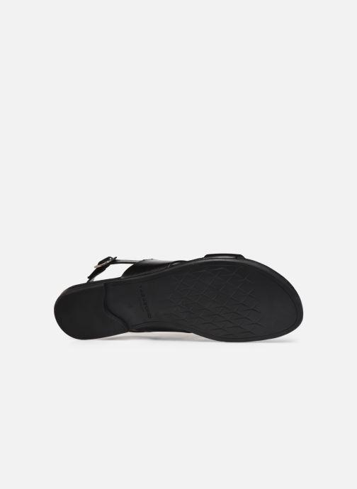 Sandalias Vagabond Shoemakers Tia 4731-201 Negro vista de arriba