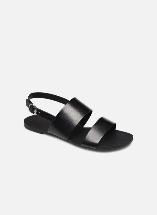 Sandalias Vagabond Shoemakers Tia 4731-201 Negro vista de detalle / par