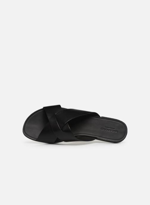 Mules et sabots Vagabond Shoemakers Tia 4731-301 Noir vue gauche