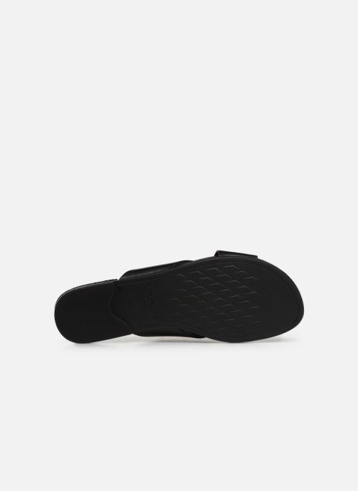 Mules et sabots Vagabond Shoemakers Tia 4731-301 Noir vue haut