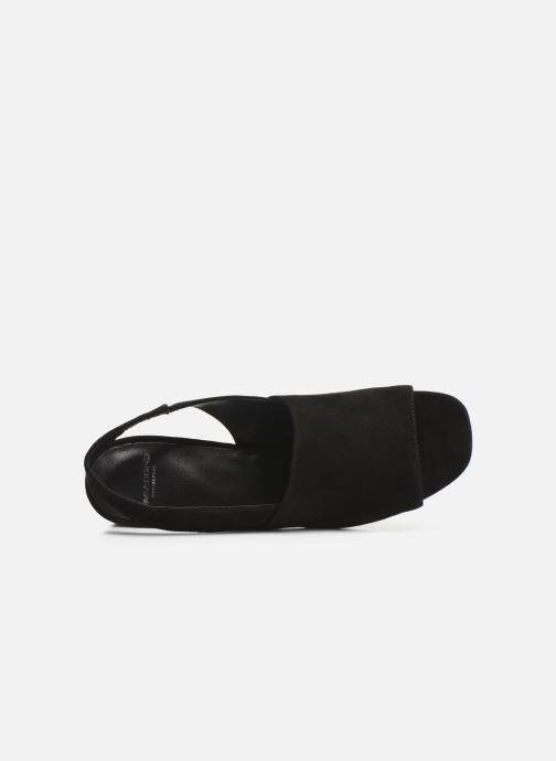 Sandalias Vagabond Shoemakers Elena 4735-040 Negro vista lateral izquierda