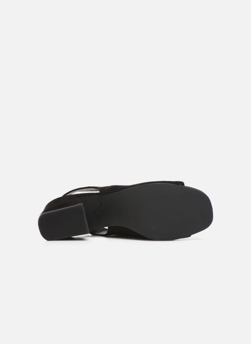 Sandali e scarpe aperte Vagabond Shoemakers Elena 4735-040 Nero immagine dall'alto