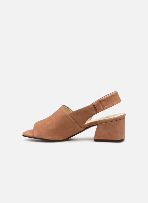 Sandals Vagabond Shoemakers Elena 4735-040 Beige front view