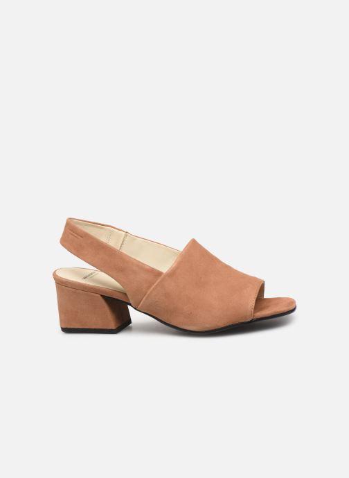 Sandals Vagabond Shoemakers Elena 4735-040 Beige back view